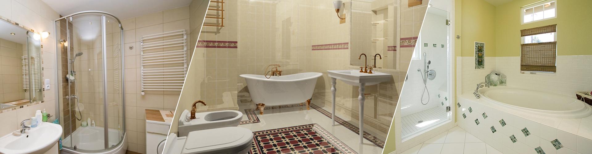 Ремонт ванной комнаты в Кишинёве