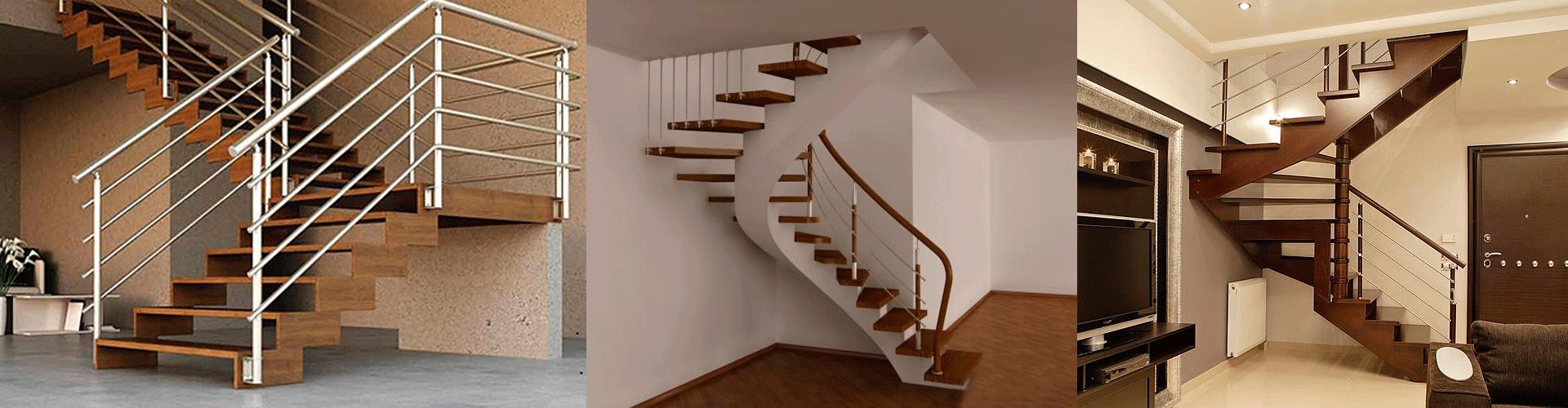 Лестницы из дерева на заказ в Кишиневе