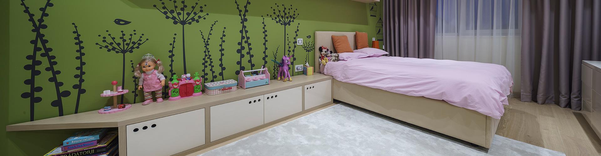 Спальни на заказ в Кишинёве